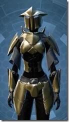 Zakuul Knight - Female Close