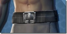 Zakuul Knight Male Belt