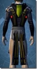 Cadet's Coat Imp Dyed Back