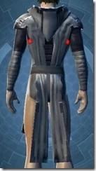 Cadet's Coat Imp - Male Back