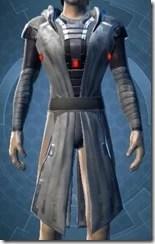 Cadet's Coat Imp - Male Front