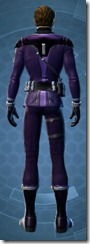 Clandestine Officer Dyed Back