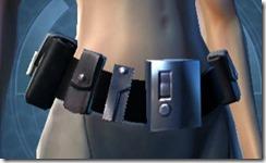 Clandestine Officer Female Belt