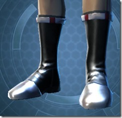 Clandestine Officer Male Boots