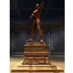 Commemorative Statue of Aric Jorgan
