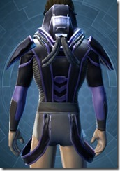 Expeditionary Vest Imp - Male Back