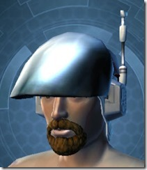Experimental Pilot Male helmet
