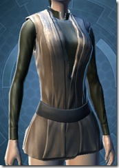 Humble Hero Female Tunic