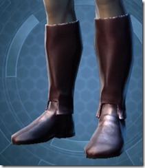 Humble Hero Male Boots