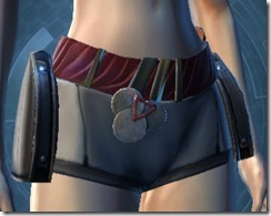 Huttsbane Female Belt
