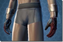 Huttsbane Male Gloves