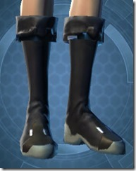 Interstellar Privateer Female Boots