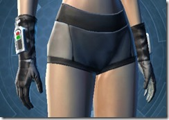 Interstellar Privateer Female Gloves
