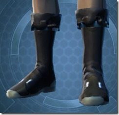 Interstellar Privateer Male Boots