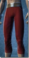Interstellar Privateer Male Pants