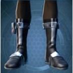 Lacquer Mesh Longboots [Tech] (Imp)