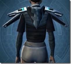 Zeyd-Cloth Tunic Imp - Female Back