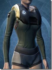Cynosure Agent Female Jacket