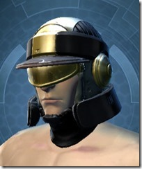 Cynosure Agent Male Headgear