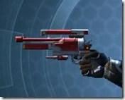 Cynosure Blaster Pistol Left