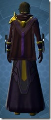 Cynosure Inquisitor Dyed Back