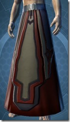 Cynosure Inquisitor Male Lower Robe