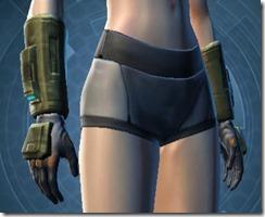 Cynosure Trooper Female Gauntlets