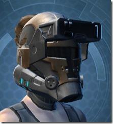 Cynosure Trooper Female Helmet