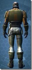 Cynosure Trooper - Male Back