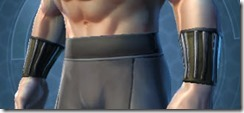 Cynosure Trooper Male Bracers