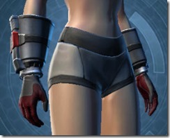 Cynosure Warrior Female Gauntlets