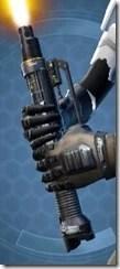 Defiant Lightsaber MK-1 Front