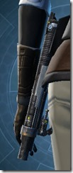 Defiant Lightsaber MK-1 Stowed