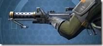 Defiant MK-1 Blaster Rifle Left