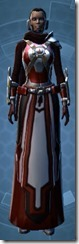 Defiant MK-1 Inquisitor - Female Front