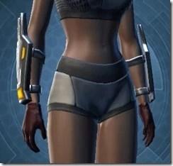 Defiant MK-1 Inquisitor Female Gloves