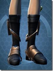 Defiant MK-1 Smuggler Female Boots