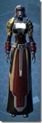 Defiant MK-1 Warrior - Female Front