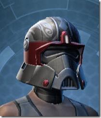 Defiant MK-1 Warrior Female Headgear