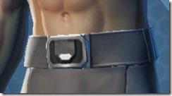 Defiant MK-1 Warrior Male Belt