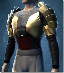 Defiant MK-1 Warrior Male Chestguard