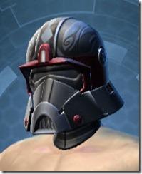 Defiant MK-1 Warrior Male Headgear