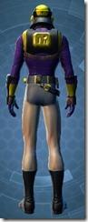 Defiant MK-4 Agent Dyed Back