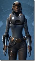 Defiant MK-4 Agent - Female Close