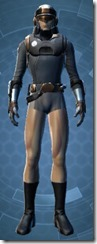 Defiant MK-4 Agent - Male Front