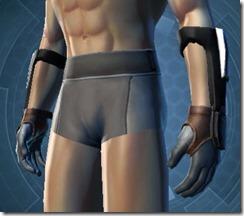 Defiant MK-4 Agent Male Gloves