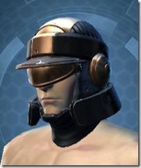 Defiant MK-4 Agent Male Headgear