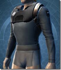 Defiant MK-4 Agent Male Jacket