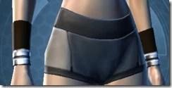 Defiant MK-4 Consular Female Cuffs