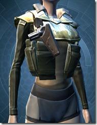 Defiant MK-4 Smuggler Female Jacket